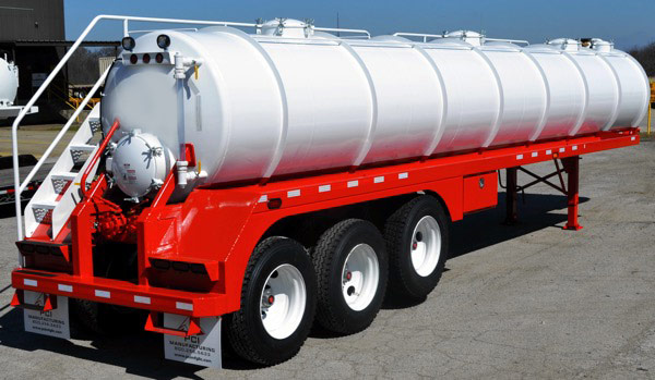 3 Axle Vacuum Transport